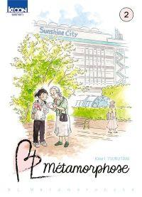 BL Métamorphose T2, manga chez Ki-oon de Tsurutani
