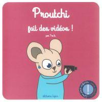 Proutchi T2 : Fait des vidéos (0), bd chez Editions Lapin de Tra'b