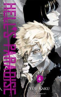Hell's paradise T4, manga chez Kazé manga de Kaku