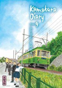 Kamakura diary T9, manga chez Kana de Yoshida
