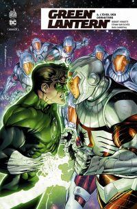 Green Lantern Rebirth T6 : L'éveil des Darkstars (0), comics chez Urban Comics de Venditti, Peterson, Henry, Sandoval, Davila, Van sciver, Pasarin, Pantazis, Plascencia, Morey, Wright