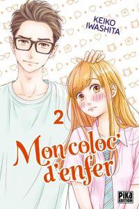 Mon coloc d'enfer T2, manga chez Pika de Iwashita