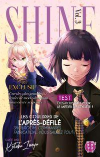 Shine T3, manga chez Nobi Nobi! de Inoya