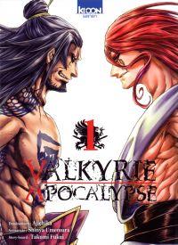 Valkyrie apocalypse T1, manga chez Ki-oon de Umemura, Ajichika