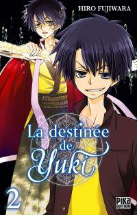 La destinée de Yuki  T2, manga chez Pika de Fujiwara