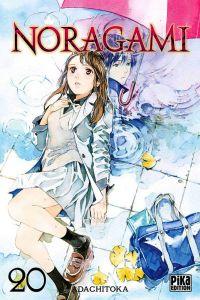 Noragami T20, manga chez Pika de Adachi