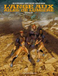 L'Ange aux ailes de lumière T1, bd chez Les Humanoïdes Associés de Verlanger, Bozino, Magno, Renee, Briones