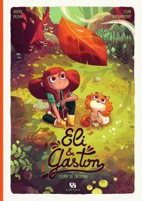 Eli & Gaston T1 : L'esprit de l'automne (0), bd chez Ankama de Villain, Deregnaucourt