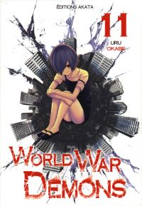 World war demons T11, manga chez Akata de Okabe