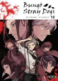 Bungô stray dogs T12, manga chez Ototo de Asagiri, Harukawa35