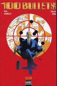 100 Bullets T2 : Split second chance (0), comics chez Semic de Azzarello, Risso, Goleash, Johnson