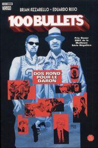 100 Bullets T4 : Dos rond pour le daron (0), comics chez Panini Comics de Azzarello, Risso, Mulvihill, Johnson