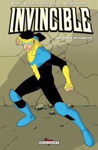 Invincible T1 : Affaires de famille (0), comics chez Delcourt de Kirkman, Walker, Crabtree