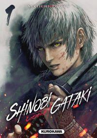 Shinobi gataki T1, manga chez Kurokawa de Tobita