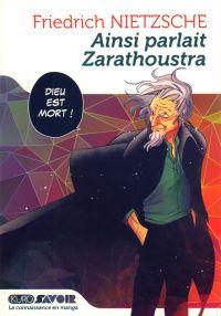 Ainsi parlait Zarathoustra, manga chez Kurokawa de Nietzsche, Horie