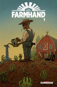 Farmhand T1, comics chez Delcourt de Guillory