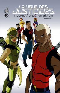 La Ligue des Justiciers nouvelle génération T1, comics chez Urban Comics de Weisman, Baltazar, Hopps, Franco, Norton, Jones, Sinclair, Atkinson