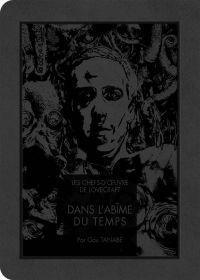 Dans l'abîme du temps, manga chez Ki-oon de Tanabe, Lovecraft