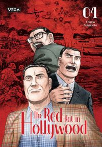 The red rat in Hollywood T4, manga chez Vega de Yamamoto