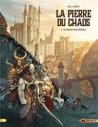 La Pierre du chaos T1, bd chez Bamboo de Katz, Crety, Paciarotti