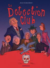 Le Detection club, bd chez Dargaud de Harambat, Rouger