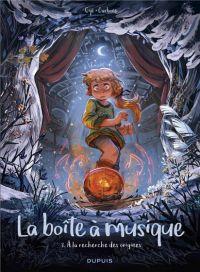 La Boîte à musique T3 : A la recherche des origines (0), bd chez Dupuis de Carbone, Gijé