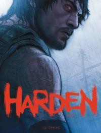 Harden, bd chez Le Lombard de Diaz