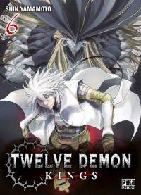 Twelve demon kings  T6, manga chez Pika de Yamamoto