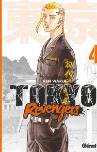 Tokyo revengers  T4, manga chez Glénat de Wakui