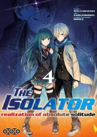 The isolator T4, manga chez Ototo de Kawahara, Koshimizu