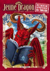 Jeune dragon recherche appartement ou donjon T1, manga chez Soleil de Tanuki