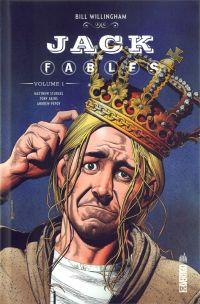 Jack of Fables T1, comics chez Urban Comics de Sturges, Willingham, Braun, Akins, Robinson, Leialoha, Vozzo, Loughridge