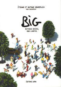 Big, bd chez Editions Lapin de Vanderlick, Vanderlick