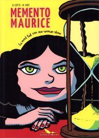 Memento Maurice, bd chez Les éditions du Long Bec de Cotte, Viot