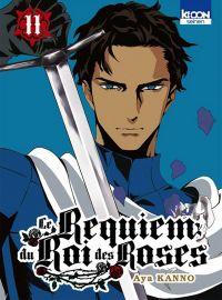 Le Requiem du roi des roses  T11, manga chez Ki-oon de Kanno