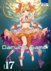 Darwin's game T17, manga chez Ki-oon de FLIPFLOPs