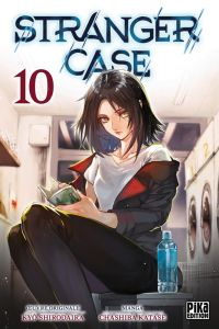Stranger case T10, manga chez Pika de Katase, Shirodaira