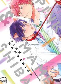 Pink & Mameshiba, manga chez Taïfu comics de Kurahashi