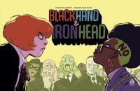 Black hand & Iron head  : Caractéristiques (0), comics chez Urban Comics de Lopez
