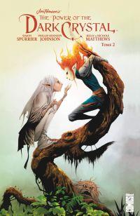 Dark Crystal T2, comics chez Glénat de Kennedy Johnson, Spurrier, Matthews, Matthews, Lee, Chung