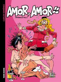 Amor, Amor !! T2, bd chez Fluide Glacial de Giménez