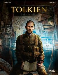 Tolkien : Eclairer les ténèbres (0), bd chez Soleil de Duraffourg, Caracuzzo, Caracuzzo, Odone, Rossbach