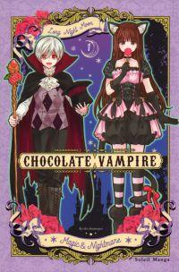 Chocolate vampire T1, manga chez Soleil de Kumagai
