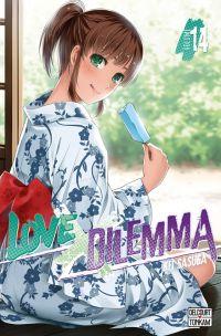 Love x dilemma T14, manga chez Delcourt Tonkam de Sasuga