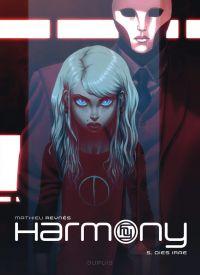 Harmony T5 : Dies Irae (0), bd chez Dupuis de Reynes