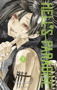 Hell's paradise T5, manga chez Kazé manga de Kaku