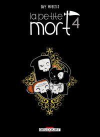 La Petite mort T4 : V pour vegan (0), bd chez Delcourt de Mourier