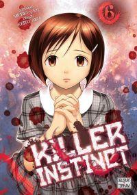 Killer instinct T6, manga chez Delcourt Tonkam de Yazu, Aida