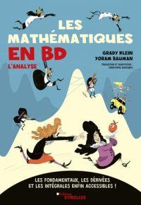 Les Mathématiques en BD, comics chez Eyrolles de Bauman, Klein