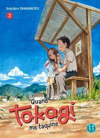 Quand Takagi me taquine T2, manga chez Nobi Nobi! de Yamamoto